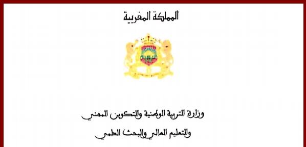 عاجل.. وزارة التربية الوطنية تنشر النسخة النهائية للنظام الأساسي لموظفي الأكاديمية