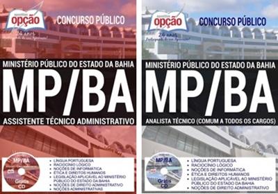 Apostila Concurso MP-BA 2017