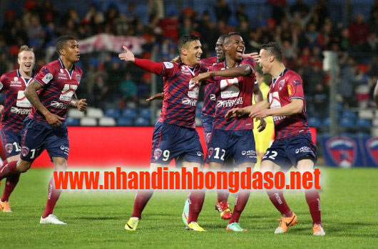 Clermont Foot vs Orleans US 45 2h00 ngày 1/2 www.nhandinhbongdaso.net