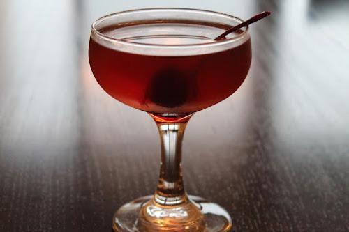 Old Za Za cocktail
