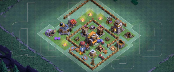 Builder Base th4-3