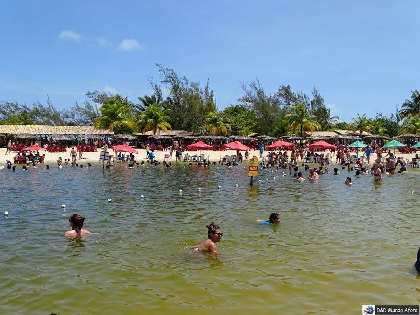 O que fazer em Natal - Lagoa de Pitangui