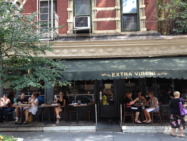 Restaurante Extra Virgin em Nova York