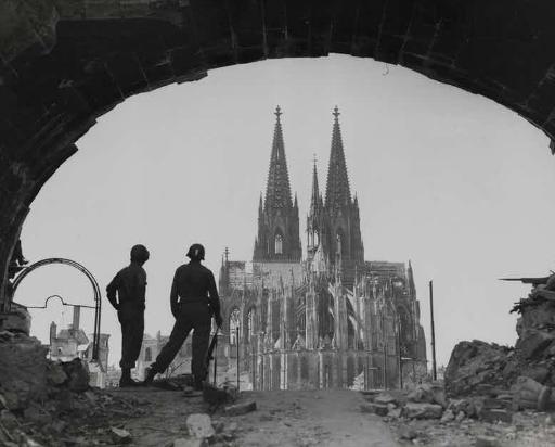 Katedral Cologne di Cologne