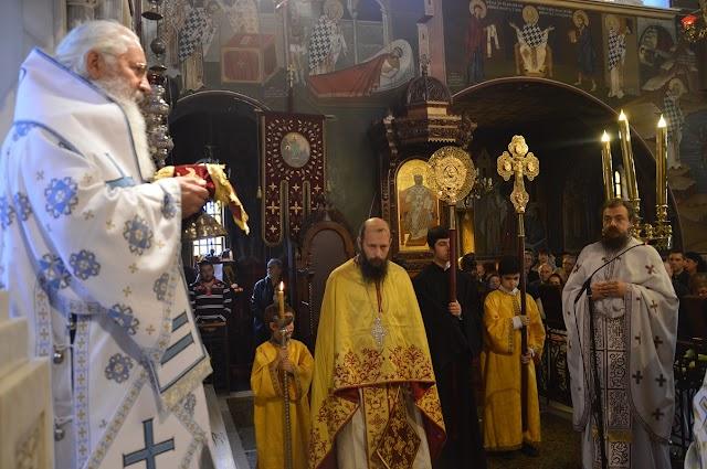 Θηβών Γεώργιος: Ο Άγιος Παντελεήμων να ευλογεί τον κόσμο μας