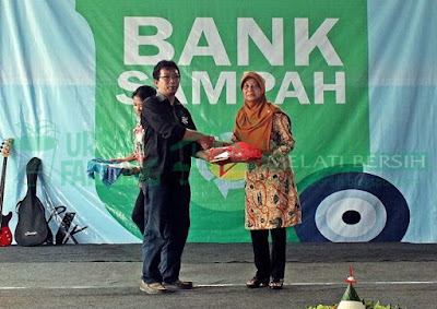 Launching Bank Sampah