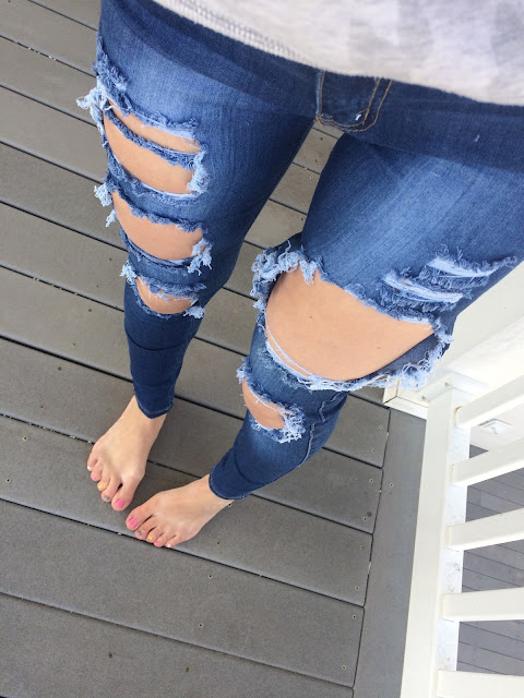Molly Jeans Fashion Nova Review