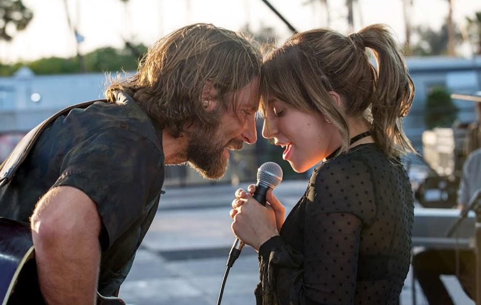 """Bradley Cooper e Lady Gaga no 1º trailer de """"Nasce Uma Estrela"""""""