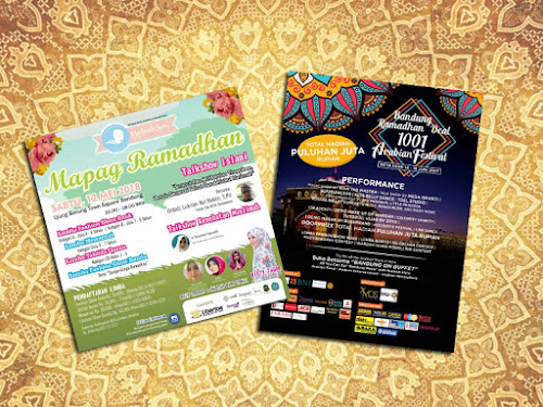 Jadwal event Ramadhan 2018 di Bandung