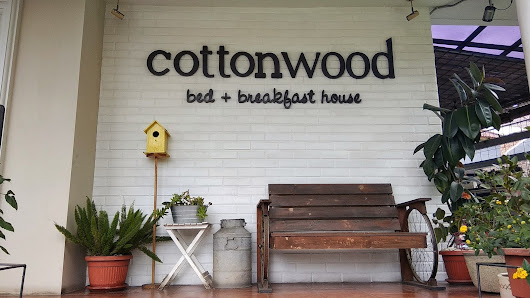 cottonwood bed & breakfast house bandung review - Nurismaya14 | Random stories about my life