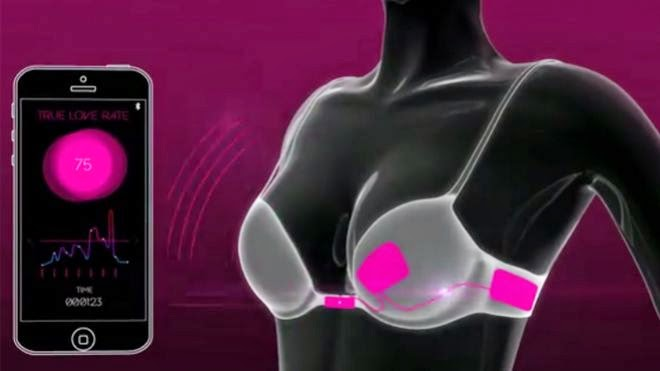 94cfee0ad1 Futuristic bra only opens for  true love  ~ our life style
