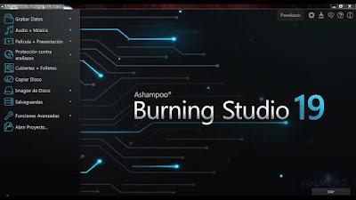 Screenshot Ashampoo Burning Studio 19 v19.0.1 Full Version