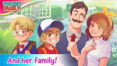 Pocket Family Dreams (MOD, Unlimited Gems/Lives/Moves) APK Download