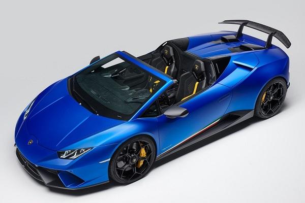 Lamborghini Huracán Performante Spyder