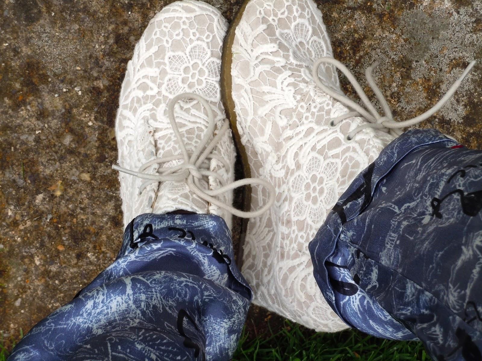 Clarks originals lace desert boots.