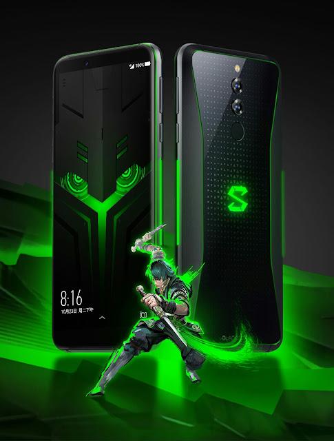 Xiaomi Black Shark Helo