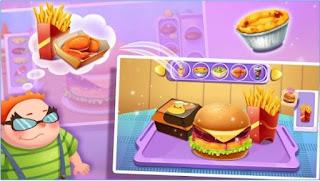 Game Burger Shop Apk
