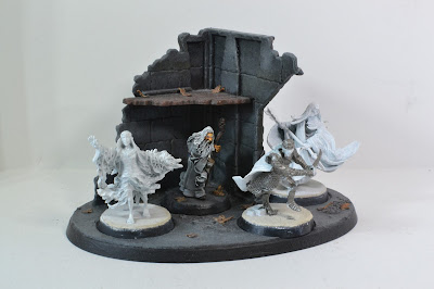 The White Council at Dol Guldur (WIP)