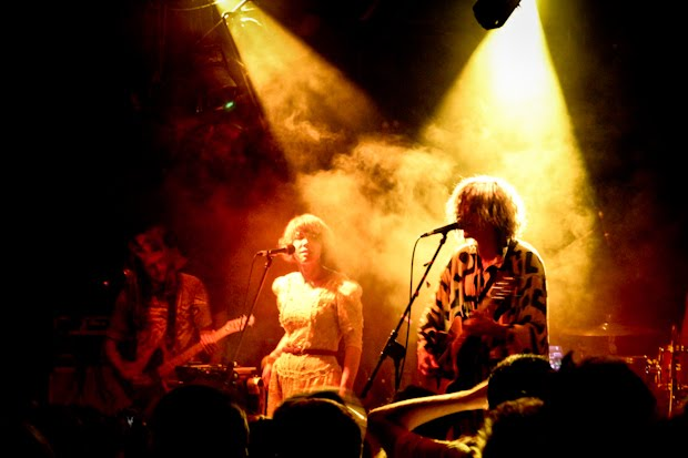 20bb4ea04 It's All Indie :: Gig Review... Grouplove @ King Tuts, Glasgow, 21st ...