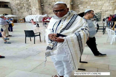 Nnamdi Kanu Narrates How He Escaped From Nigeria