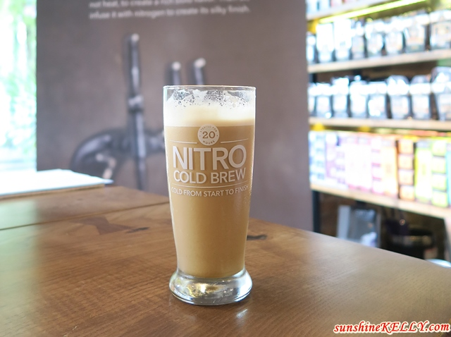 Nitro Cold Brew vs Cold Brew Coffee Differences, The Coffee Bean & Tea Leaf,