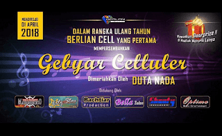 Duta Nada Live Berlian Cell Ngadirojo 1 April 2018