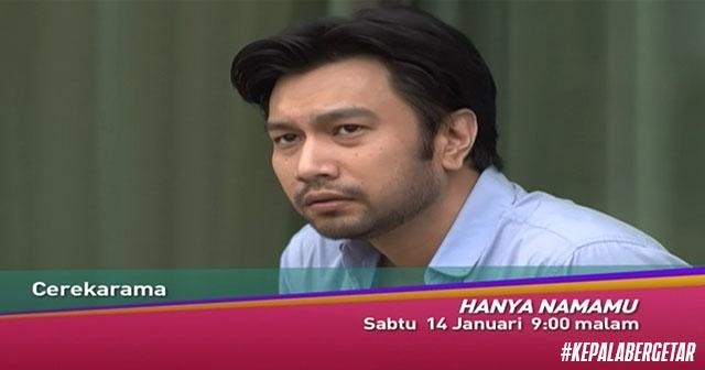 Layan Telemovie Hanya NamaMu Cerekarama TV3