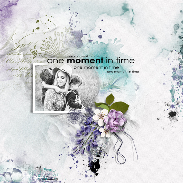 one moment in time © sylvia • sro 2019 • new life by tiramisu design