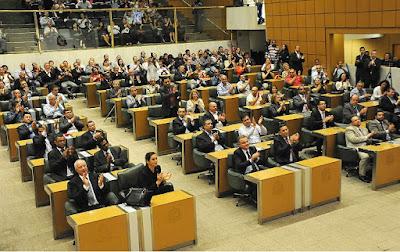 Assembleia Legislativa de São Paulo - Blog do Asno