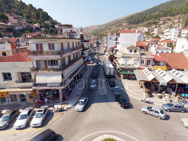 [Ελλάδα]Διακοπές για γερά νεύρα – Ταλαιπωρία στον κόμβο Αμφιλοχίας