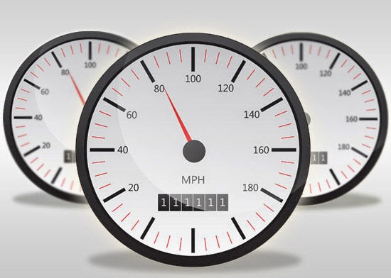 Create a Speedometer Icon in Illustrator