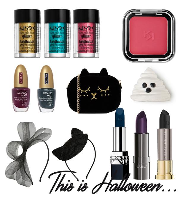 Trucco semplice halloween