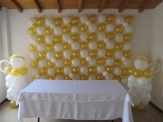 decoracion primera comunion