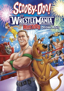 Scooby-Doo! WrestleMania Mystery Poster