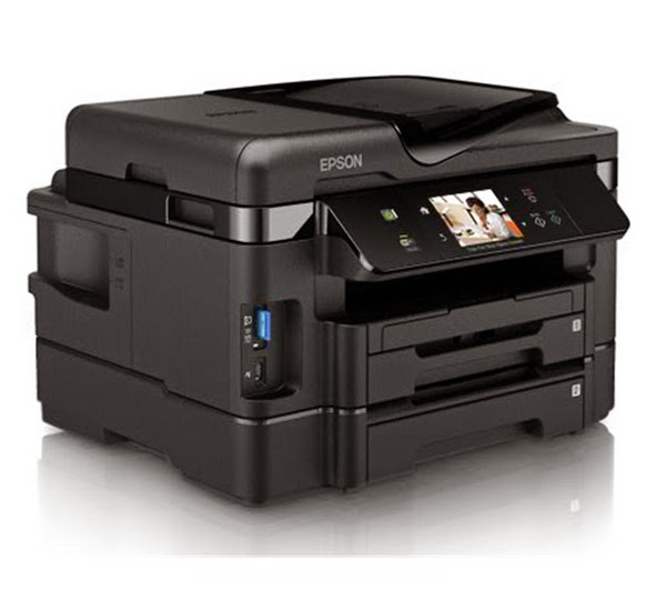 Download Driver Epson WorkForce WF-3540DTWF