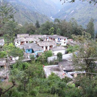 Madkot Village, Kumaun