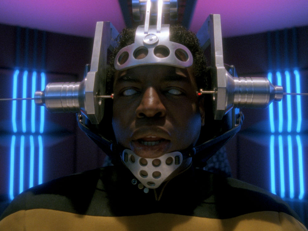 Brainwashing Device Star Trek - Sci Fi Blo...