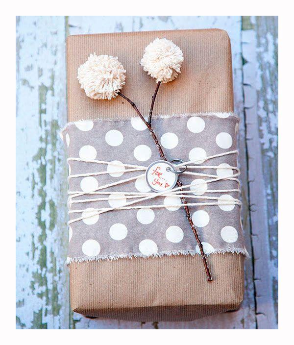 Empaquetado de regalos navide os - Empaquetado de regalos ...