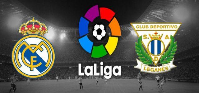 نتيجة مباراة ريال مدريد وليغانيس اليوم 5-4-2017 تنتهى بفوز الريال باهداف 4-2 بالدوري الاسباني