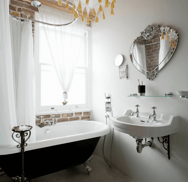 Mirror in Bathrooom Ideas - Unique