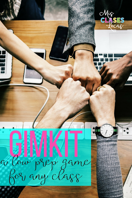 Quick Tip: Gimkit - a low prep interactive game for any class
