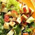 Lạ miệng với salad táo ngon lành