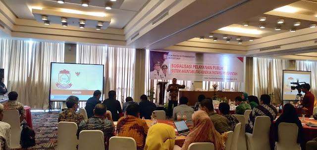 Pemkot Makassar Dorong Akuntabilitas dan Kinerja Berorientasi Hasil