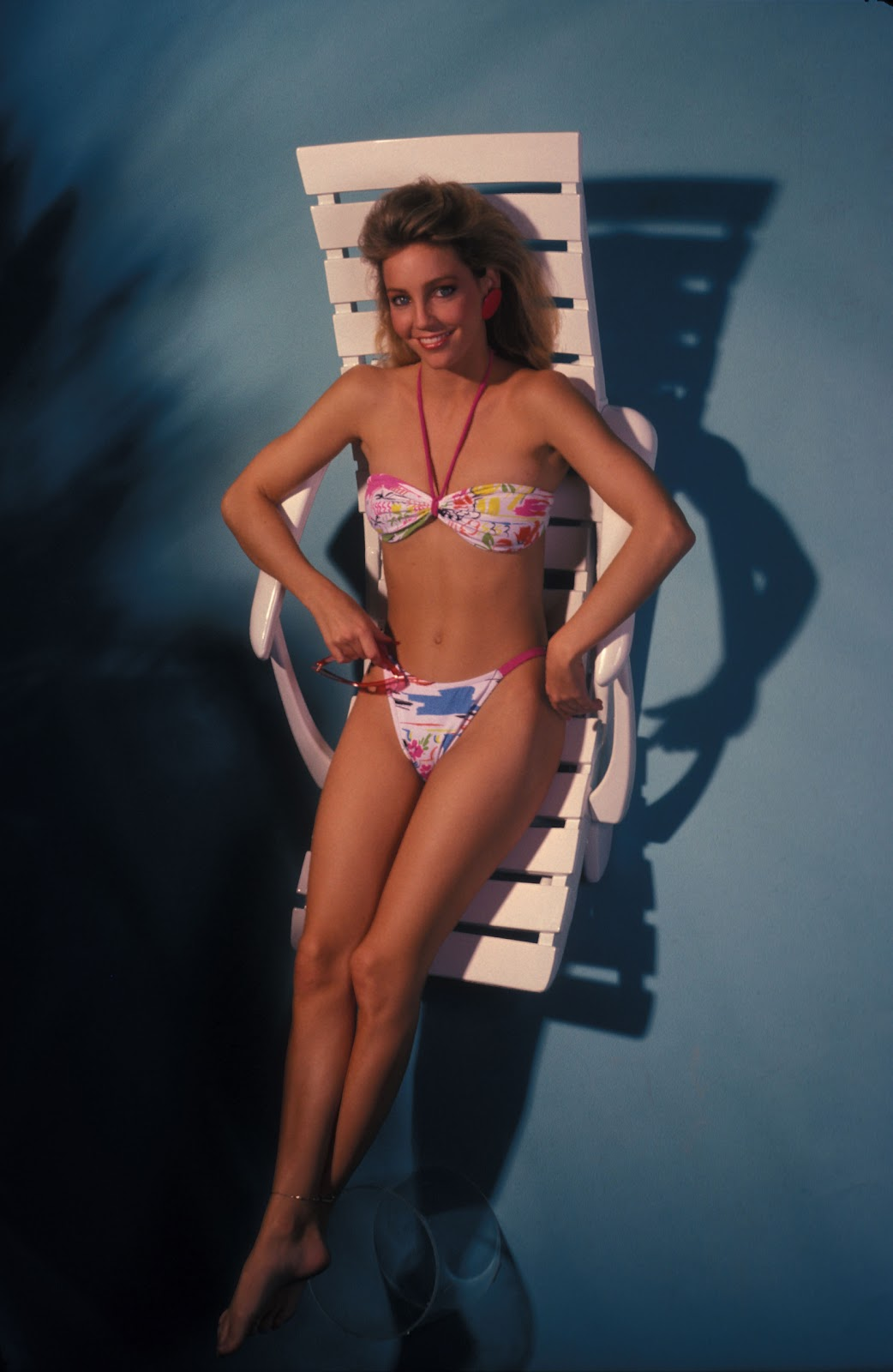 very young heather locklear photos