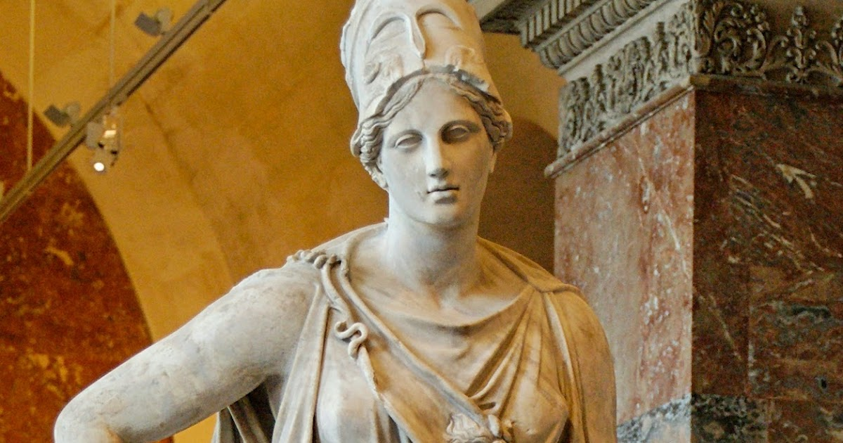Essay on athena