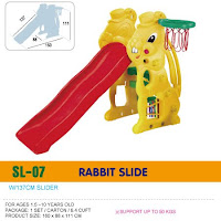 Slide Ching Ching SL07 Rabbit
