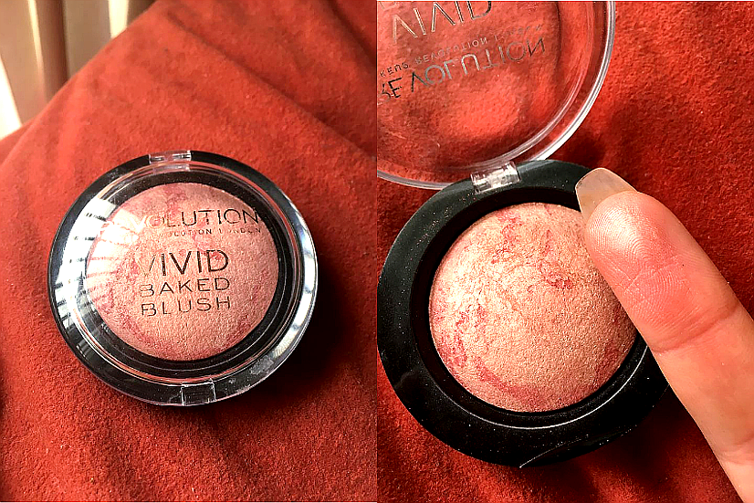 MAKEUP REVOLUTION Ultra Sculpt & Contour Kit + Vivid Baked Blush - REVIEW