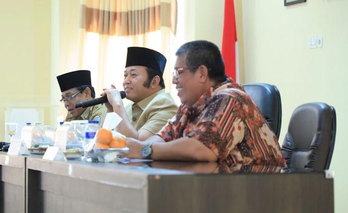 Zainuddin Harap Program Koni Dari Desa Hingga Kabupaten