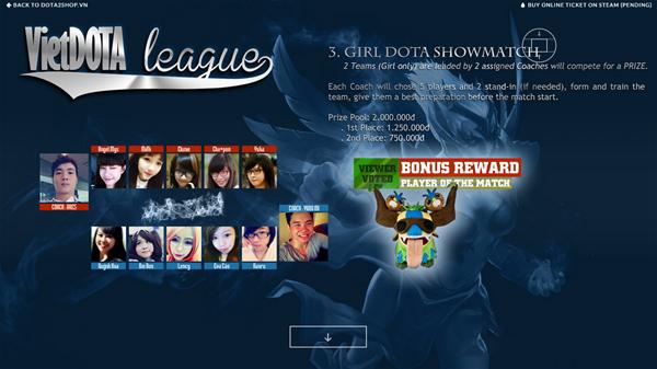 vietdota league 2 - Điểm lại những giải đấu Dota 2 lớn từng được tổ chức tại Việt Nam (Phần 2)