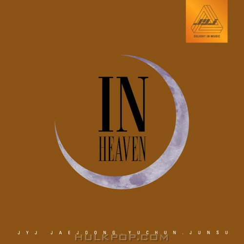 JYJ – In Heaven (FLAC + ITUNES PLUS AAC M4A)